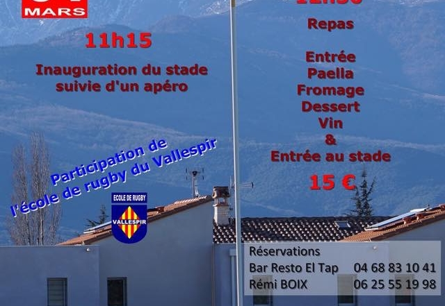 RUGBY 31 MARS19